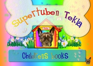 Supertuben Tekla Childrens books